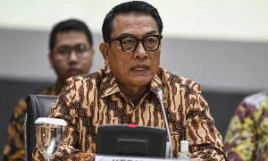Moeldoko: Presiden Jokowi Berpesan, Kepala Daerah Harus Kendalikan Covid-19
