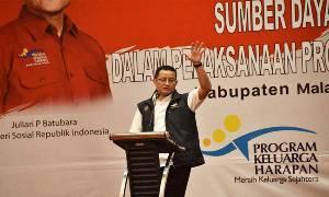 Menteri Sosial : Kepesertaan PKH Maksimal Lima Tahun