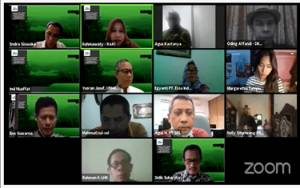 RAKI Gelar Webinar Daya Gerak UU Cipta Kerja untuk Meningkatkan Bisnis Kehutanan