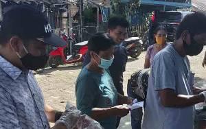 Anggota DPRD Gunung Mas Apresiasi Penerapan Prokes di Kelurahan Tumbang Miri