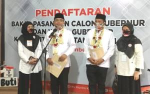 Denny Indrayana Menang 4.108 Suara di Banjarmasin