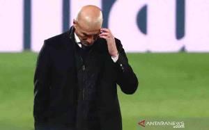 Zidane Akui Tetap Tenang Meski Terancam Dipecat dari Real Madrid
