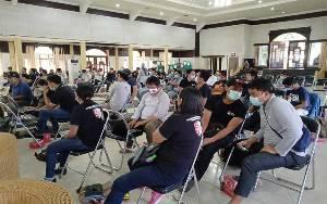 Pra pleno rekapitulasi suara Pilgub Kalteng 2020 tingkat kabupaten