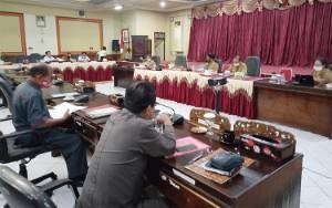 DPRD Barito Timur dan Eksekutif Bahas Pencabutan Perda Bank Perkreditan