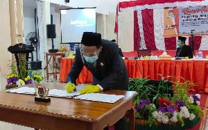 Partisipasi Masyarakat Sukamara di Pilgub Kalteng Hanya 64,78 Persen