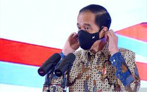 Jokowi Tekankan Target SDGs Tidak Boleh Turun Meski Pandemi
