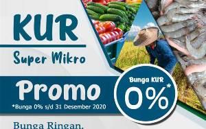 Bank Kalsel Luncurkan KUR Super Mikro Bunga 0 Persen