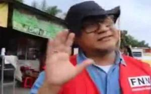 Wartawan Edy Mulyadi Penuhi Panggilan Pemeriksaan Bareskrim Polri