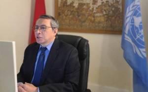 Indonesia Sukses Pimpin 3 Komite DK PBB