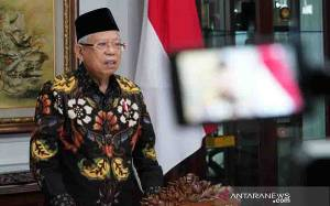 Wapres Ma'ruf Amin: Kaderisasi Partai Penting untuk Cetak SDM Unggul