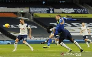 Tottenham Tak Berkutik Dipecundangi Leicester di Kandang Sendiri