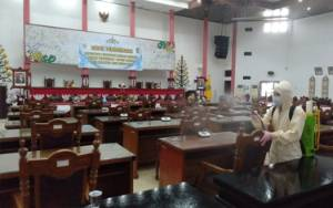 Akumulasi Kasus Positif COVID-19 di Palangka Raya Capai 2.024 Orang, 91 Meninggal