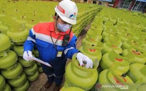 Pertamina Tambah Pasokan Elpiji 5 Persen untuk Kalimantan
