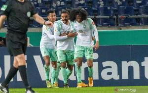 Bremen, Wolfsburg, dan Stuttgart Melenggang ke 16 Besar Piala Jerman