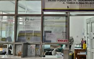 RSUD dr Soemarno Sosroatmodjo Kuala Kapuas Buka Layanan Rapid Test Antigen