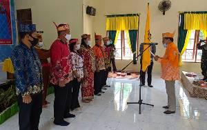 Pengurus Majelis Daerah Agama Hindu Kaharingan Kotim Resmi Dikukuhkan