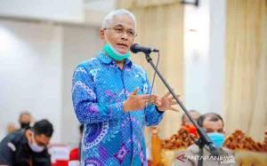 Anggota Komisi II DPR RI Dapil Sumbar 2 Guspardi Gaus. (foto : ANTARA/Mario Sofia Nasution)