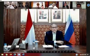 Indonesia Siap Kerja Sama Dorong Promosi ASEAN di Rusia