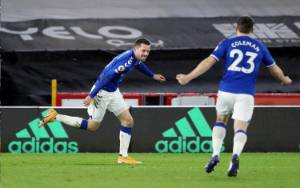 Sigurdsson Antar Everton Meloncat ke Peringkat 2 Klasemen Liga