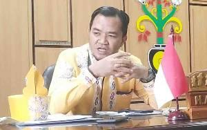 Ketua DPRD Pulang Pisau Ingatkan Waspada Covid-19 Selama Liburan Natal dan Tahun Baru