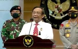 Menkopolhukam Sudah Prediksi Indeks Persepsi Korupsi Indonesia Turun