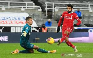 Liverpool Bak Macan Ompong Ketika Seri 0-0 di Kandang Newcastle