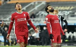 Liverpool Tutup Tahun 2020 di Puncak Meski Kehilangan Sisi Klinis