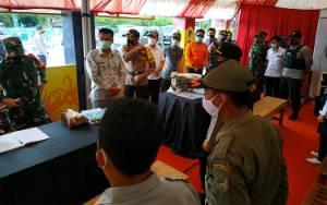 5 Penekanan untuk Tenaga Pengamanan Tahun Baru 2021 di Barito Utara