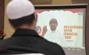 Gelar Doa Bersama Akhir Tahun, PKS Harapkan Perubahan
