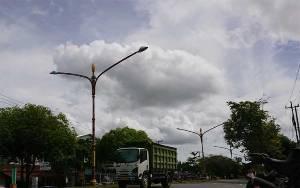 Waspada Angin Kencang di Seruyan