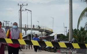 Banjarmasin Tutup Jembatan Bromo Karena Terlalu Ramai Dikunjungi
