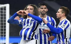 Hertha Perpanjang Penderitaan Schalke