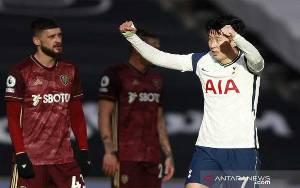 Mourinho Bertemu Santapan Matang saat Tottenham Lahap Leeds 3-0