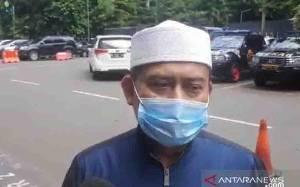 Ketua PA 212 Slamet Maarif Penuhi Panggilan Polda Metro Jaya