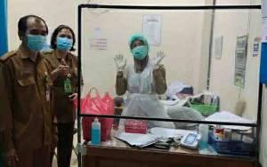 Manajemen RSUD Kapuas Lakukan Sidak Internal Pelayanan Awali 2021
