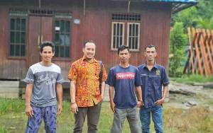 Wakil Ketua DPRD Barito Utara: Wartawan untuk Melawan Ketidakadilan