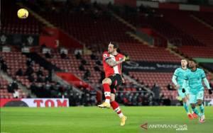 Paceklik Gol Liverpool Berlanjut Setelah Takluk di Markas Southampton