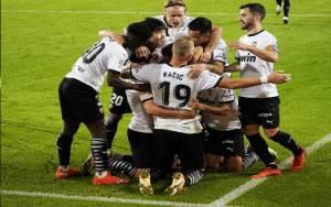 Hasil dan Klasemen Liga Spanyol Pekan Ke-17: Valencia vs Cadiz 1-1