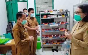 Wakil Bupati Barito Timur Kunjungi Sejumlah Instansi