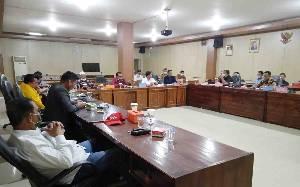 DPRD Barito Timur Terima Kunjungan Legislator Kutai Kartanegara