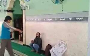 Pencurian Speaker Masjid Marak Terjadi di Sampit