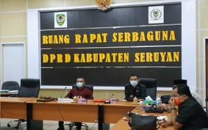 4 Raperda Disepakati Menjadi Peraturan Daerah Kabupaten Seruyan, Perda ini Rinciannya...