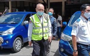 Dua Investigator KNKT Tiba di Kobar Investigasi Penemuan Serpihan Diduga Roket Milik Badan Antariksa China