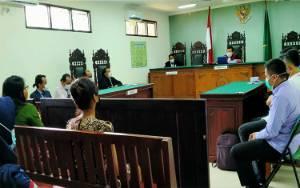 Praperadilan Acin Atas Penetapan Tersangka Kasus Pembunuhan Nur Fitri Ditolak