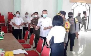 PTT Pemkab Gumas Terancam Tidak Diperpanjang Kontrak Jika Positif Narkoba