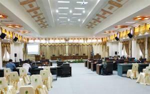 Inilah Agenda Awal Kegiatan DPRD Barito Utara 2021