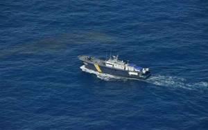 KKP Sidik 3 Kapal Pencuri Ikan Hasil Tangkapan Bakamla