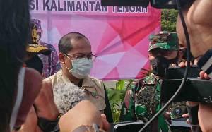 Pendistribusian Vaksin Covid-19 di Kalteng Dilaksanakan dalam 2 Gelombang