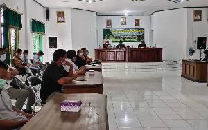 Dinas Ketahanan Pangan dan Pertanian Sukamara Sosialisasikan Program Peremajaan Sawit Rakyat
