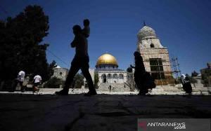 Yordania Kecam Pelanggaran Terbaru Israel Terhadap Masjid Al-Aqsa